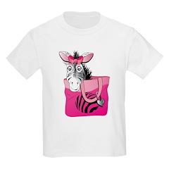 Zebra in A Bag T-Shirt