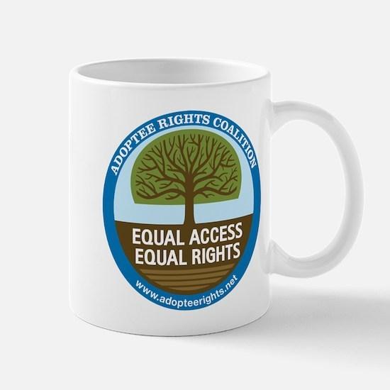 Adoptee Rights Coalition Mug