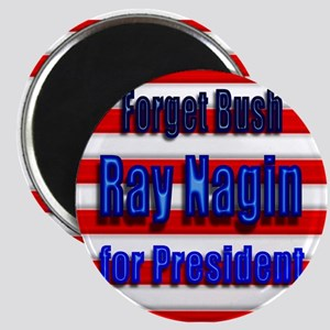 Anti-Bush - Nagin for President Magnet