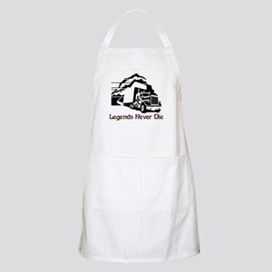 Legends Never Die Apron