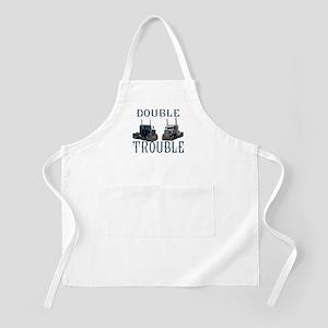 Double Trouble Apron