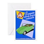 PTV Greeting Cards (Pk of 10)
