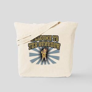 Gunshow Tote Bag