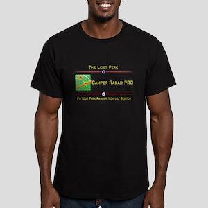 Camper Radar Pro Men's Fitted T-Shirt (dark)