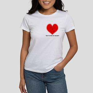 Won My Heart Women's T-Shirt