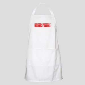 mission possible Apron