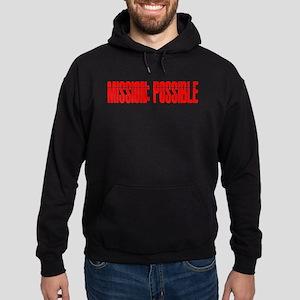 mission possible Hoodie (dark)