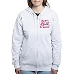 Pink For Aunt Women's Zip Hoodie