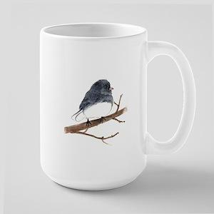 Dark-eyed Junco Large Mug