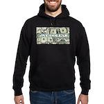 Men's Hooded Sweatshirt (dark) 1