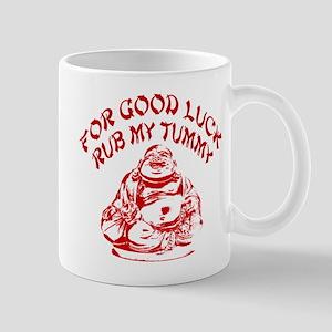 Good Luck Buddha Mug