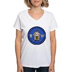 FBI Undercover Women's V-Neck T-Shirt