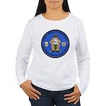FBI Undercover Women's Long Sleeve T-Shirt