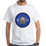 FBI Undercover White T-Shirt