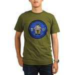 FBI Undercover Organic Men's T-Shirt (dark)