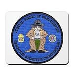 FBI Undercover Mousepad