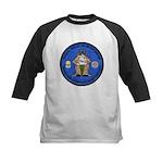 FBI Undercover Kids Baseball Jersey