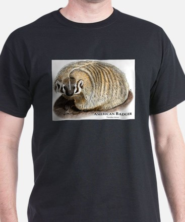 American Badger T-Shirt