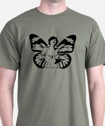 Unique Madame butterfly T-Shirt