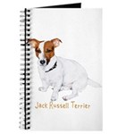 Jack Russell Terrier Painting Journal