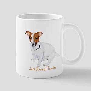 Jack Russell Terrier Painting Mug