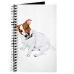 Jack Russell Painting Journal