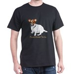 Parson Russell Painting Dark T-Shirt