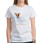 Parson Russell Painting Women's T-Shirt