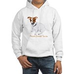 Parson Russell Painting Hooded Sweatshirt