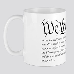 U.S. Constitution Mug