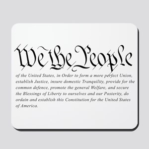 U.S. Constitution Mousepad