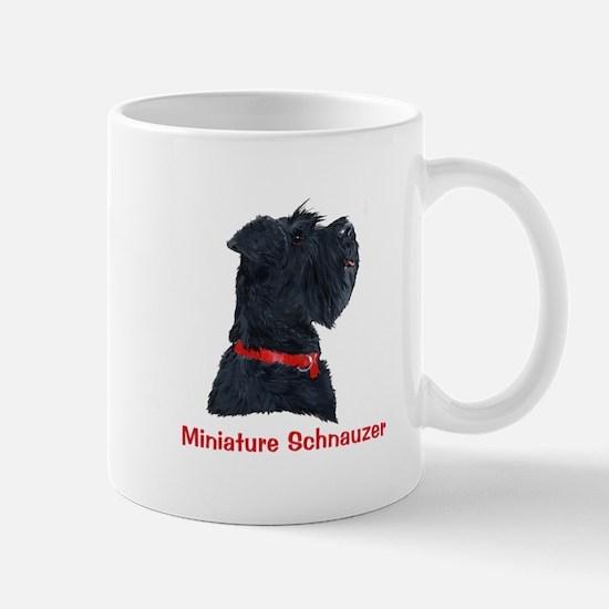 Miniature Schnauzer Mug