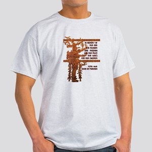 The Title of Liberty story fr Light T-Shirt
