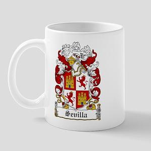 Sevilla Coat of Arms Mug