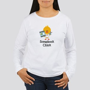 Scrapbook Chick Women's Long Sleeve T-Shirt