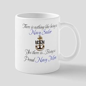 Da Navy Momma Mug