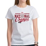 2010 National Champs Women's T-Shirt
