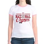 2010 National Champs Jr. Ringer T-Shirt