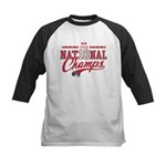 2010 National Champs Kids Baseball Jersey