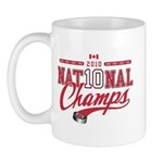 2010 National Champs Mug