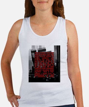 J. Reuben Clark on Promulgate Women's Tank Top