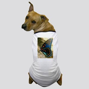 Red-Spotted Purple Limenitis Dog T-Shirt