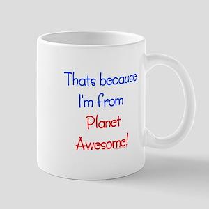 Planet Awesome Mug