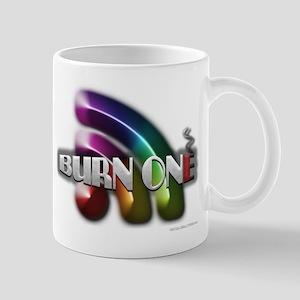"""Burn One"" Mug"