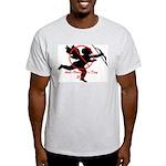 Anti-Cupid Ash Grey T-Shirt