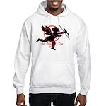 Anti-Cupid Hooded Sweatshirt