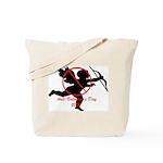 Anti-Cupid Tote Bag