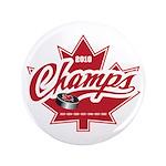 "Canada 2010 3.5"" Button"