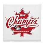 Canada 2010 Tile Coaster