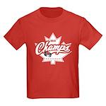 Canada 2010 Kids Dark T-Shirt